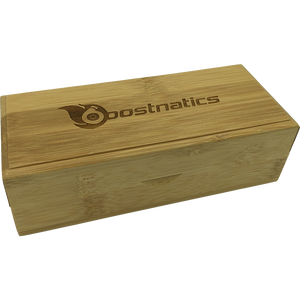 Boostnatics Bamboo Case