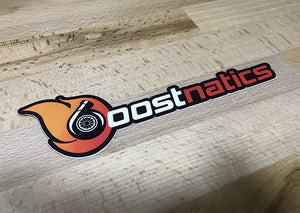 Boostnatics Decal / Sticker