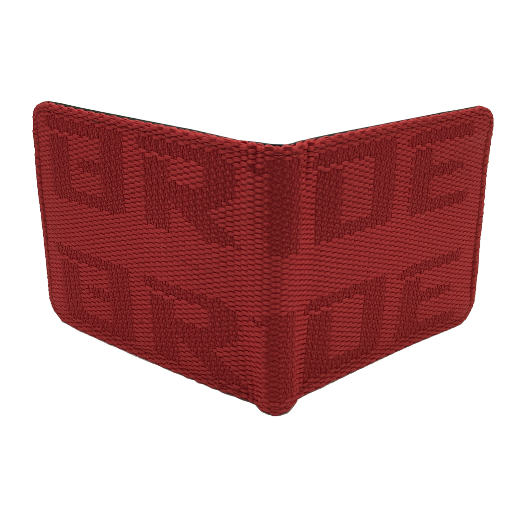 JDM Bride Wallet - Red