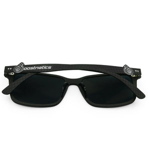 Boostnatics Carbon Fiber Boosted Turbo Shades - Polarized Gold