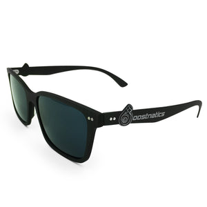 Boostnatics Carbon Fiber Boosted Turbo Shades - Polarized Black