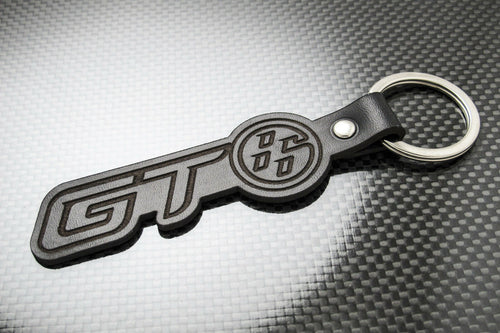 Leather Keychain Keyring for FR-S, BRZ, FT86, GT86