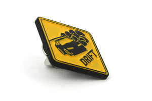 Drift Enamel Pin