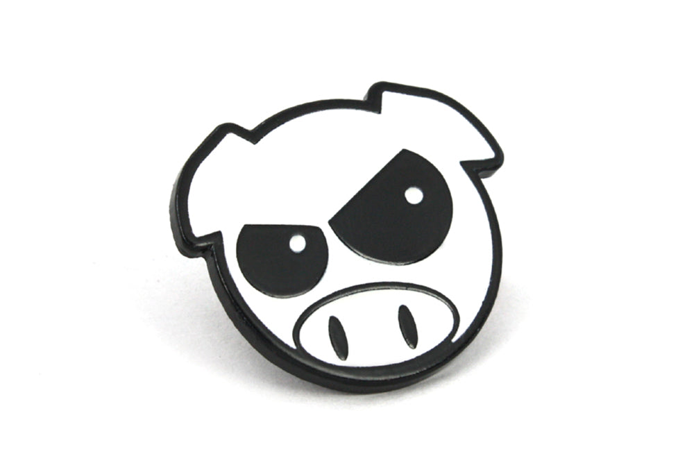 Drift Pig Enamel Pin