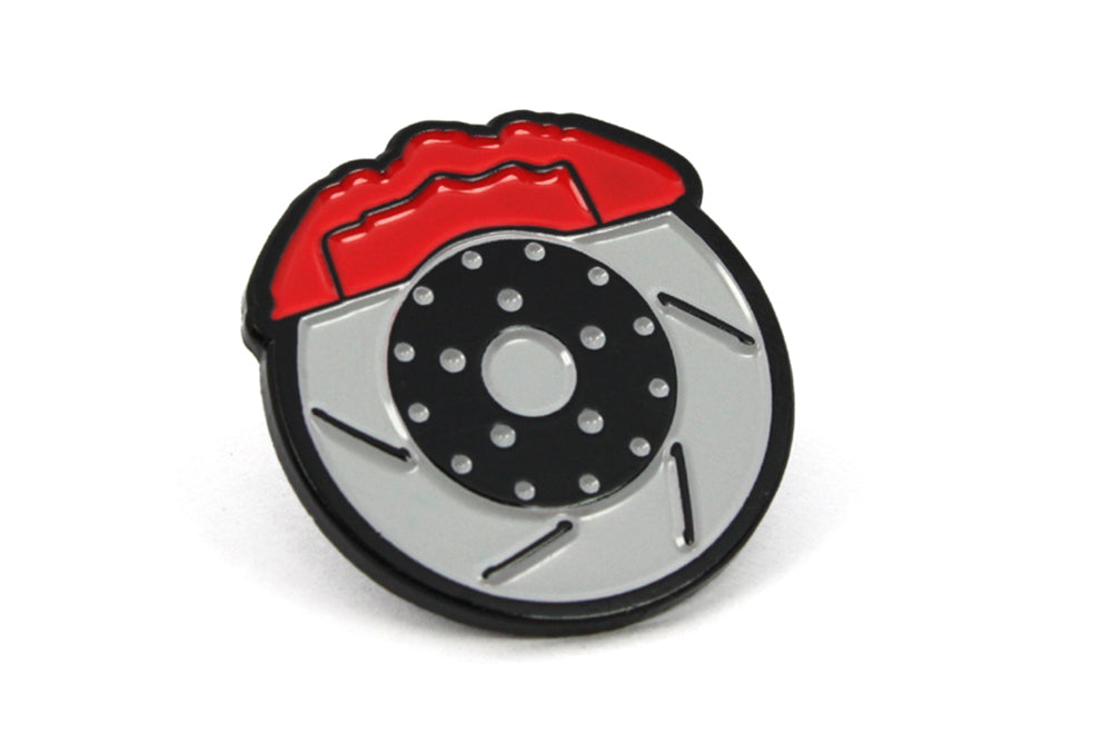 Disc Brake Enamel Pin