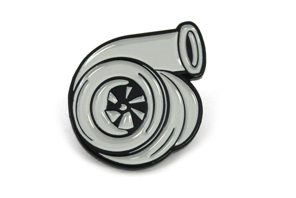 Turbo Enamel Pin