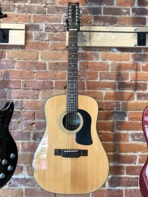 Washburn D12S 12 String Acoustic Guitar