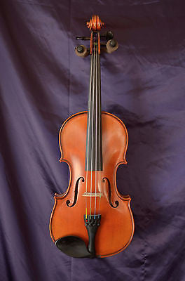New 2011 August F. Kohr KR-30 Full Size 4/4 Violin Made In Romania