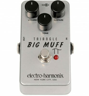 Electro-Harmonix Triangle Big Muff Distortion / Sustainer