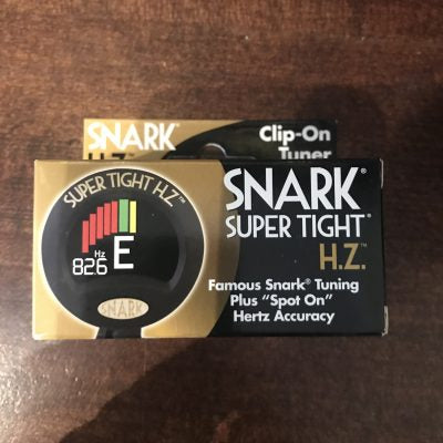 Snark Supertight HZ Clip on Tuner