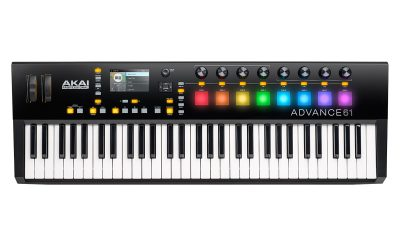 Akai Professional Advance 61 MIDI Keyboard Controller
