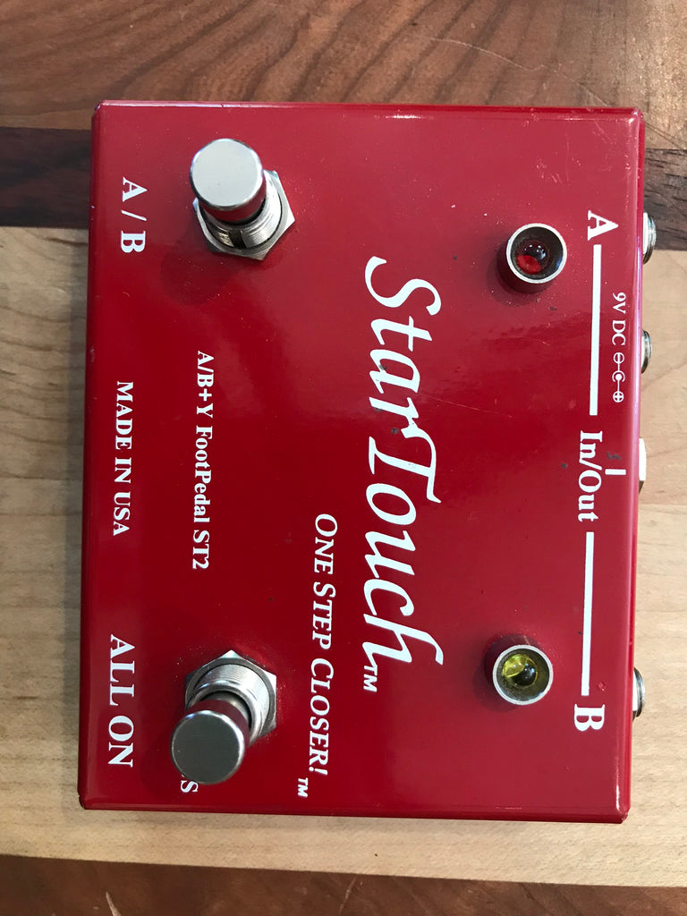 StarTouch ABY Switcher Pedal