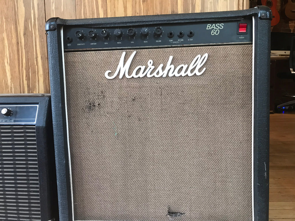 Marshall Bass 60 Amp