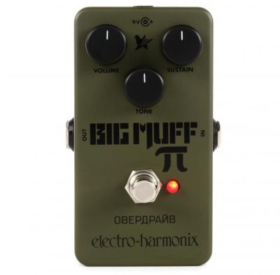 Electro-Harmonix Green Russian Big Muff Pi Distortion / Sustainer
