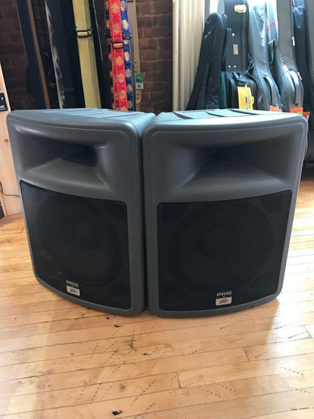"Peavey PR15 Two-way Passive 15"" Speaker Pair"