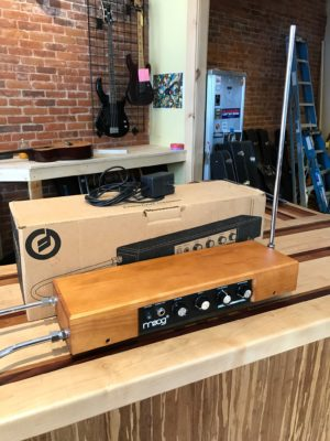 Moog Etherwave Theremin with Box