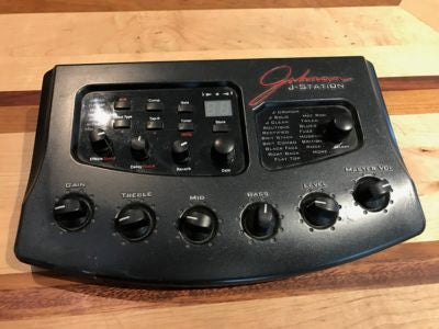 Johnson J-Station Multieffect