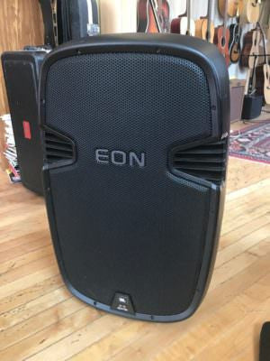 JBL EON 515XT Powered Speaker with JBL Bag