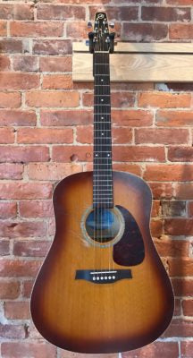 Seagull S6 Entourage Rustic Dreadnought