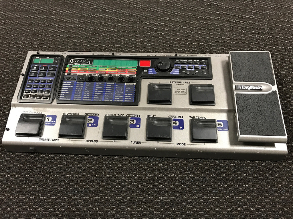 Digitech GNX3 Multi Effects Workstation