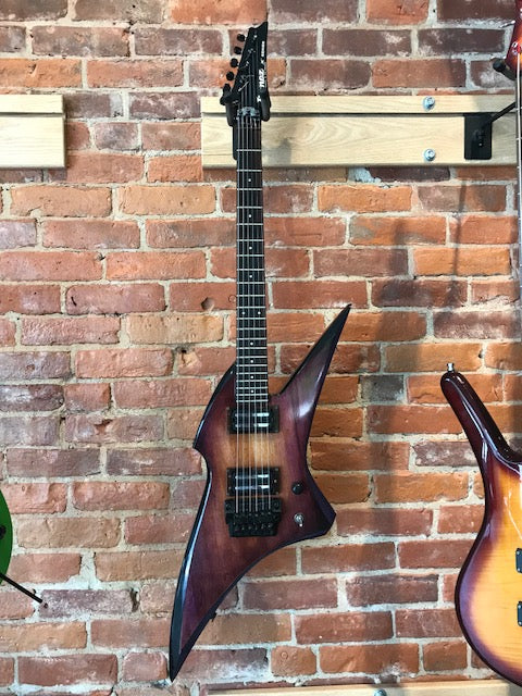 Ibanez XV-500 Painted and Customized by Scott Fischer