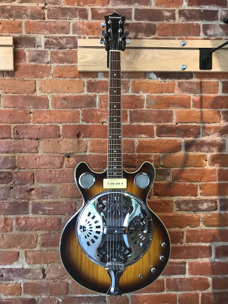Eastwood Delta Six Resonator Electric Guitar