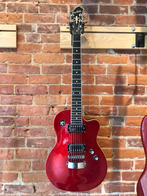 Hagstrom D2H Deluxe Electric Guitar