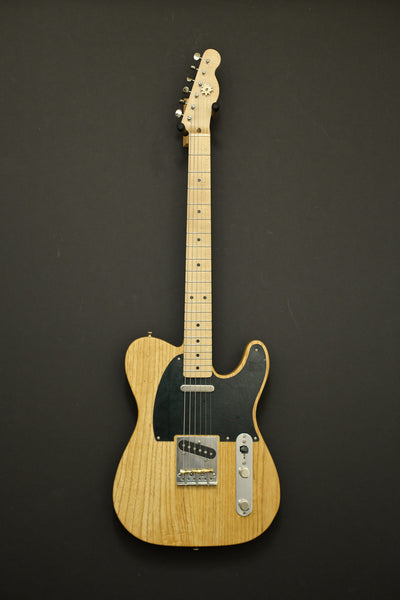 Sun Custom Oil Finish Tele Blackguard