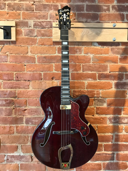 Hagstrom HL550 Archtop Electric