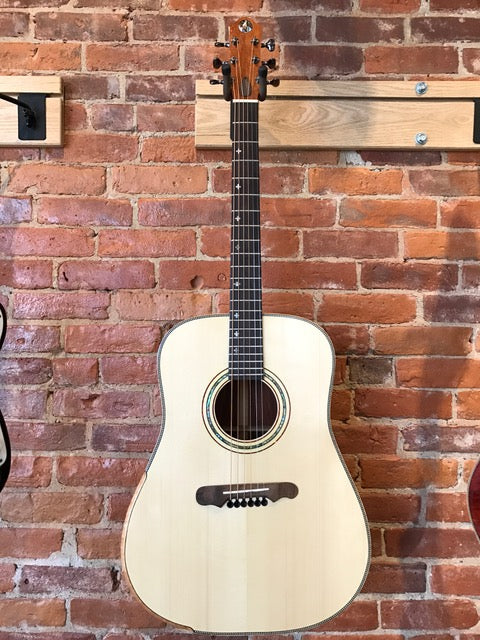 K. Michael Clark Madison Dreadnought Handcrafted in CT USA