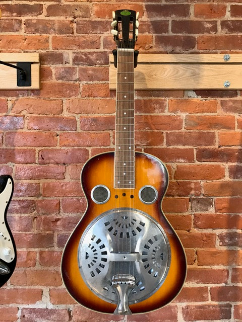 Regal RD-40 Square Neck Resonator Guitar MIK
