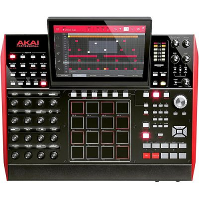 Akai Professional MPC X Music Production Workstation