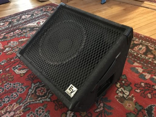 Soundtech 1x12 Wedge Monitors Pair EV Equipped