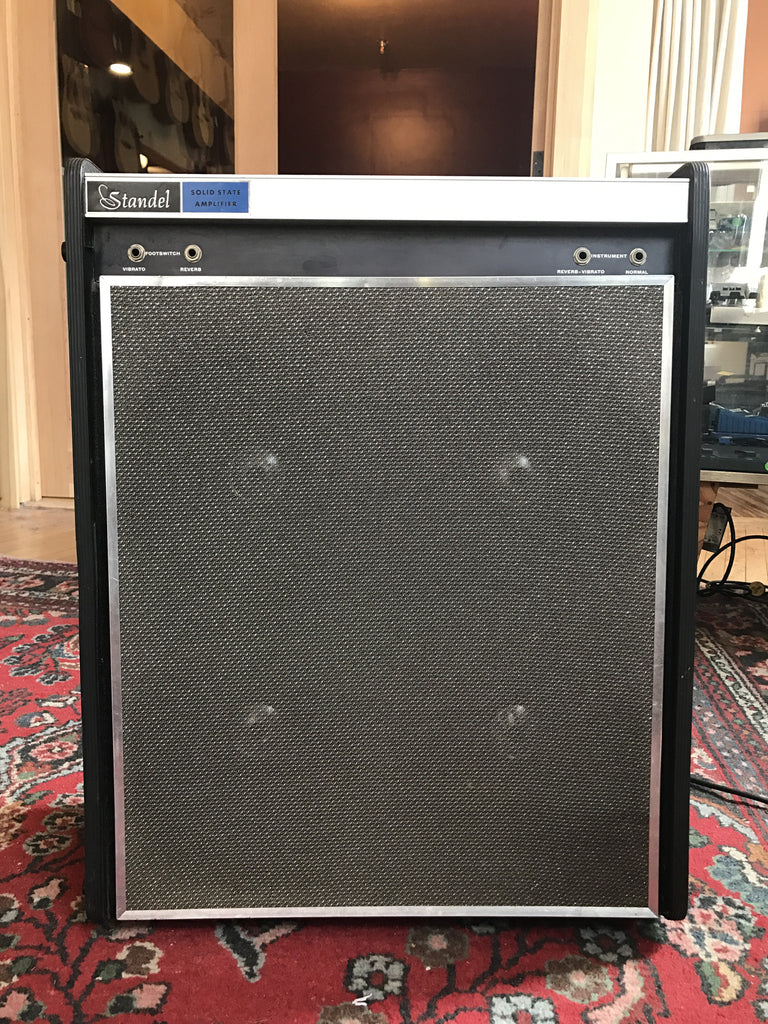 Standel Artist XX S20-R 4x10 Solid State Combo Amp 1960s