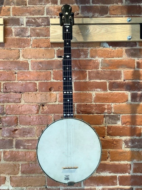 Barnes model O Banjo 1890's Boston Fairbanks  factory