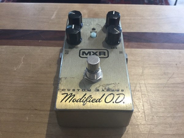 MXR Custom Badass Modified OD