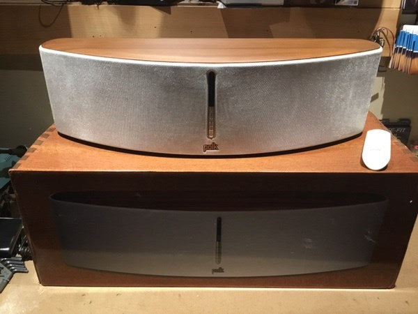 Polk Audio Woodbourne Wireless Speaker System