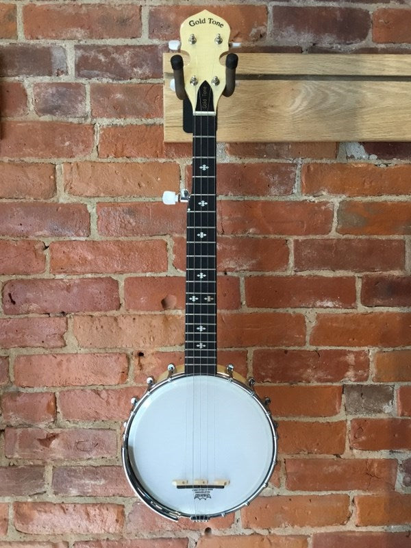 Gold Tone CC Mini Cripple Creek Traveler 5 String Banjo