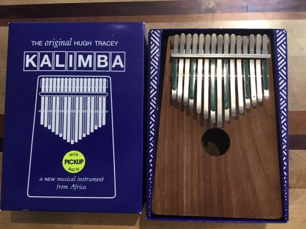 Hugh Tracey 15 Note Alto Kalimba With Pickup