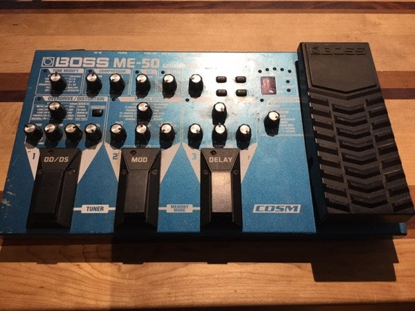 Boss ME-50 Multi-Effect