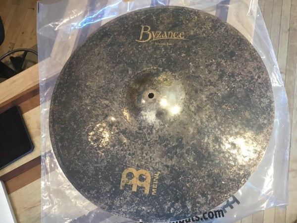 "Meinl 21"" Transition Ride Mint"