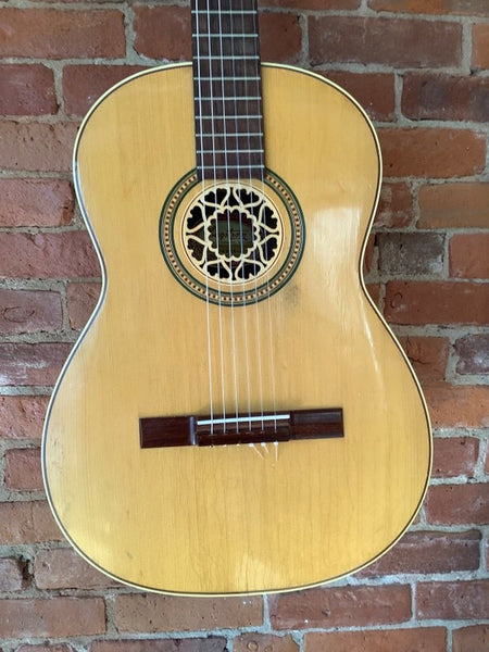 Hagstrom Nylon String Guitar. Made in Sweden