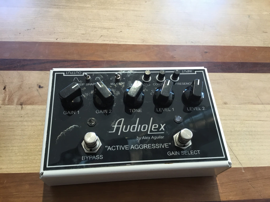 Audiolex Active Agressive Overdrive