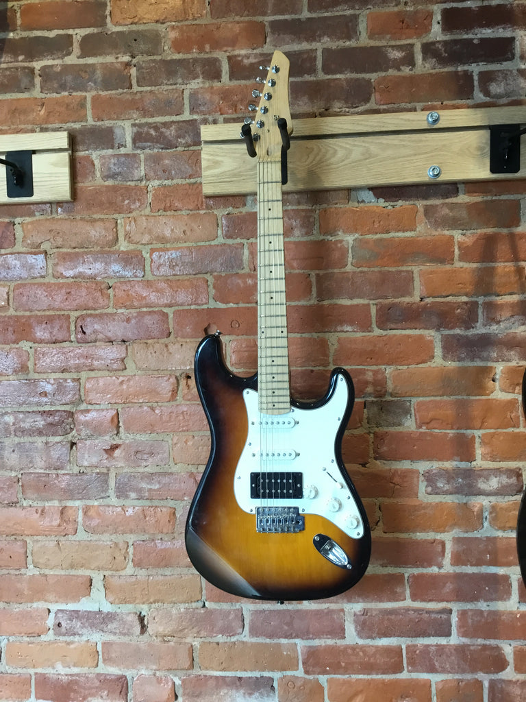 Douglas Strat Style Electric Guitar with pickups upgrade and mod