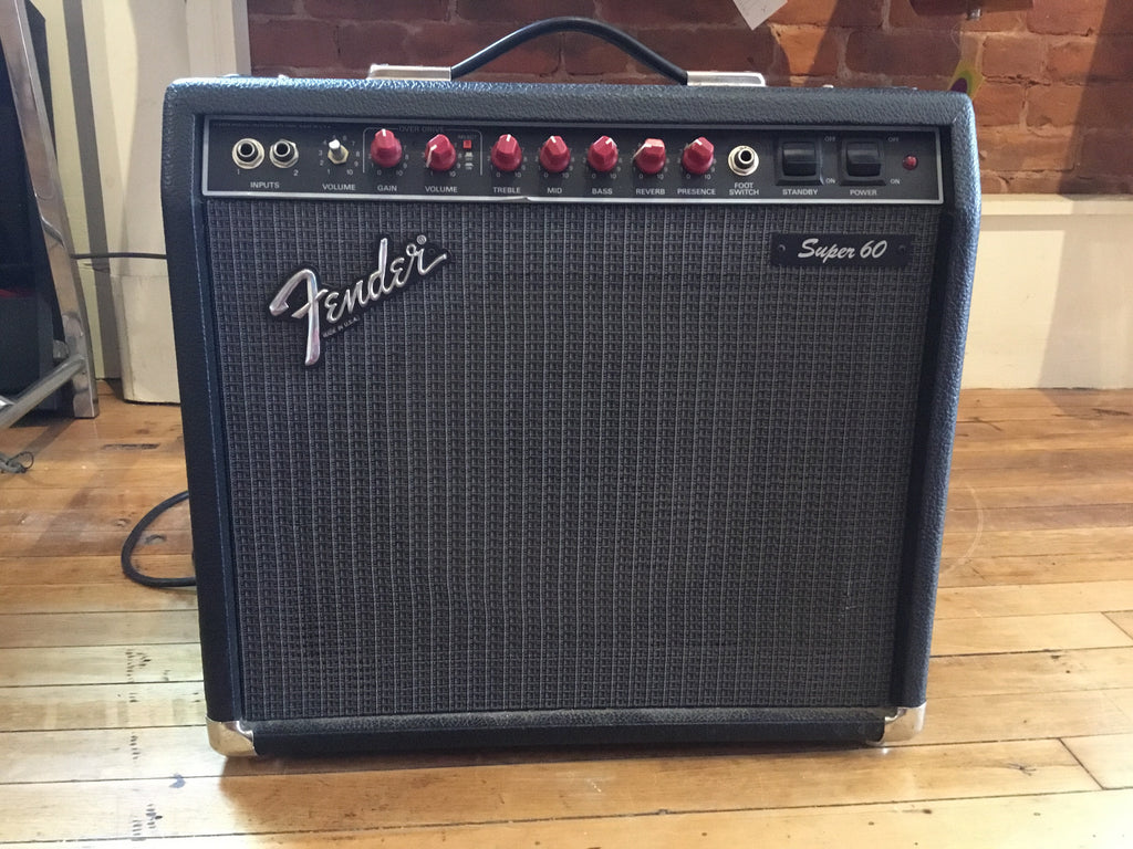 Fender Super 60 Combo Amp
