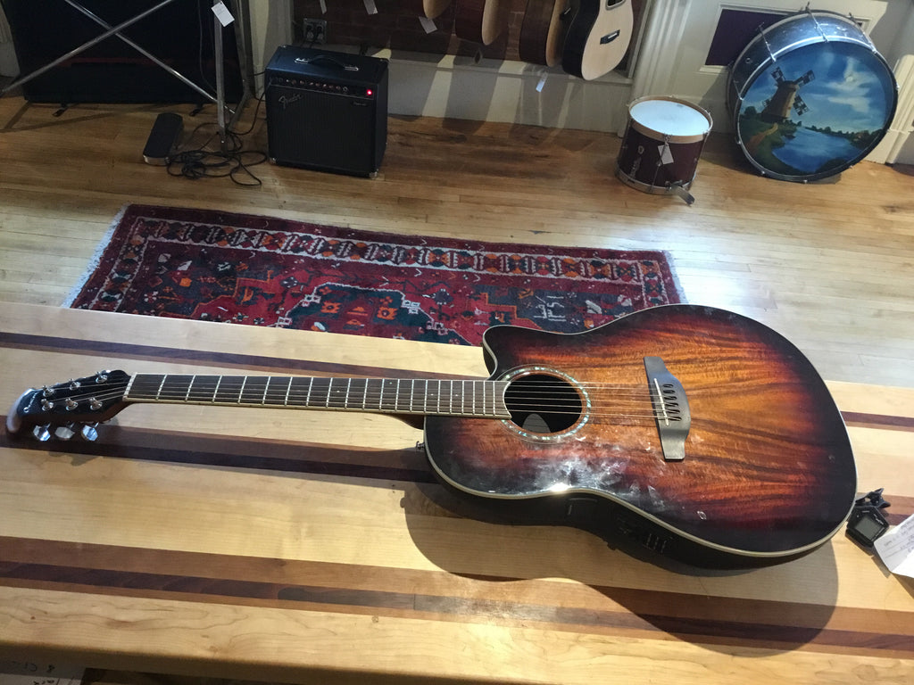 Ovation Celebrity CS28P-KOAB