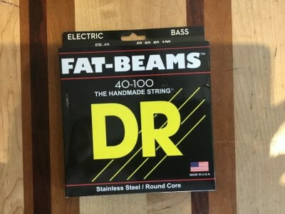 DR FB-40 Fat Beams Bass Strings