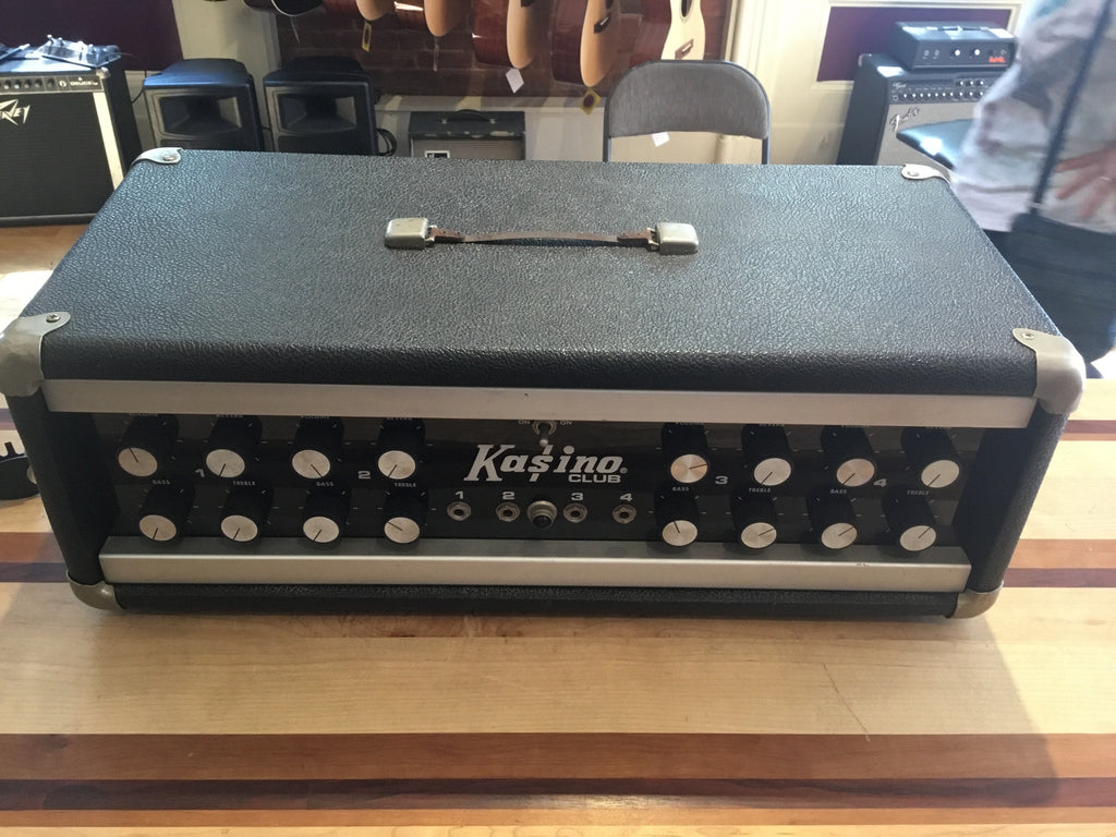 Kustom Kasino Club PA/ Guitar Head