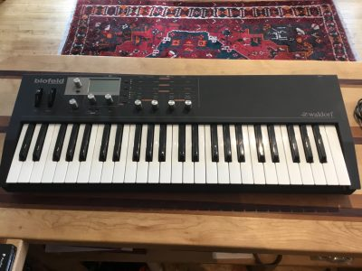 Waldorf Blofeld 49 Key Digital Synthesizer with additional SoundPacks