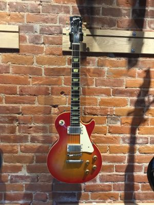 Gibson Les Paul Classic 60s Series (1999)
